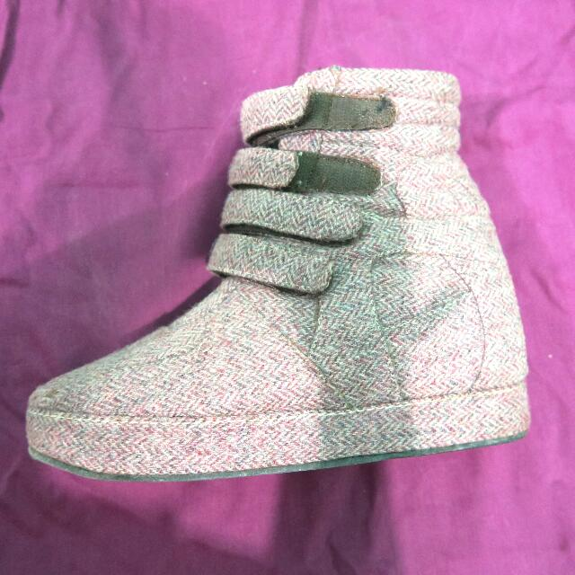 Sneaker Wedges Adorable Projects