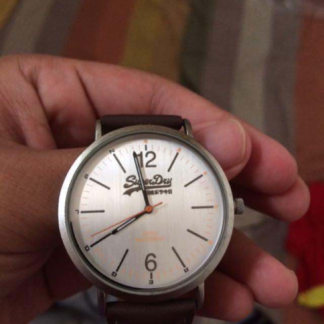 Superdry Watch Original