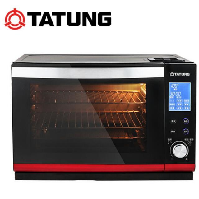 *全新免運費*TATUNG大同 28L全功能蒸烤箱 TOT-S2804EA