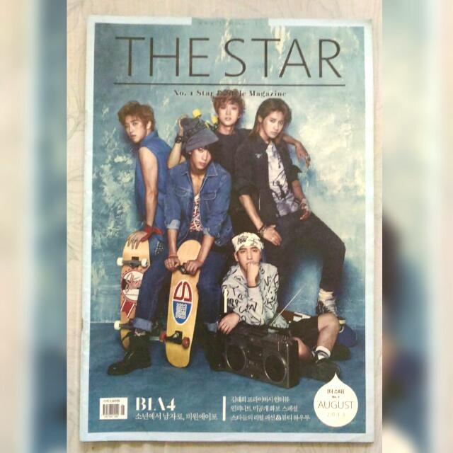 THE STAR ft. B1A4