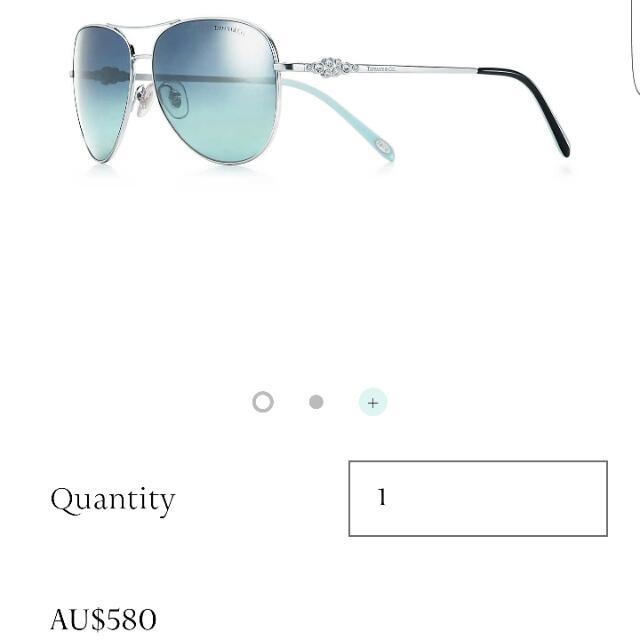 Tiffany And Co Polarized Sunglasses