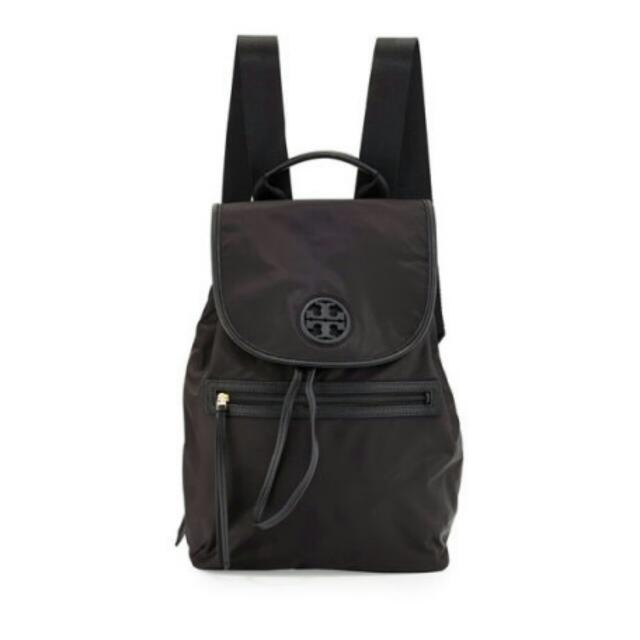 Tory Burch - Slouchy Nylon Backpack