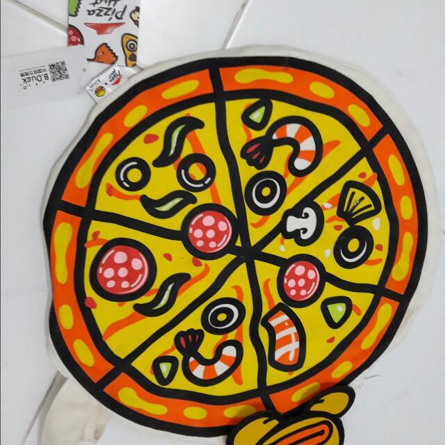 Tote Bag Duck Pizza Hut