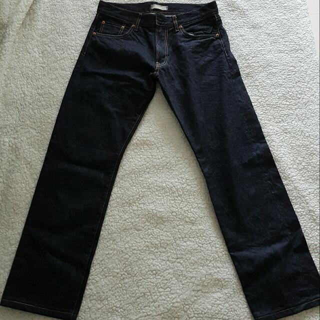 Uniqlo牛仔褲 尺寸30