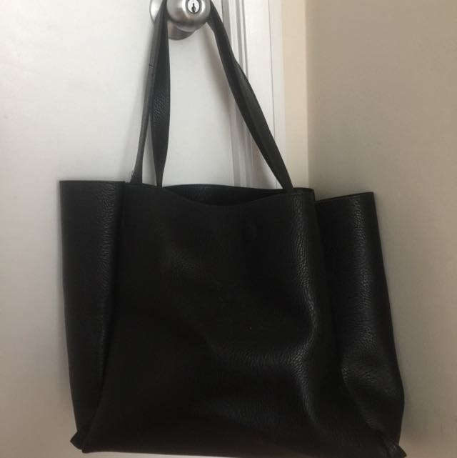 Urban Outfitters Black Tote