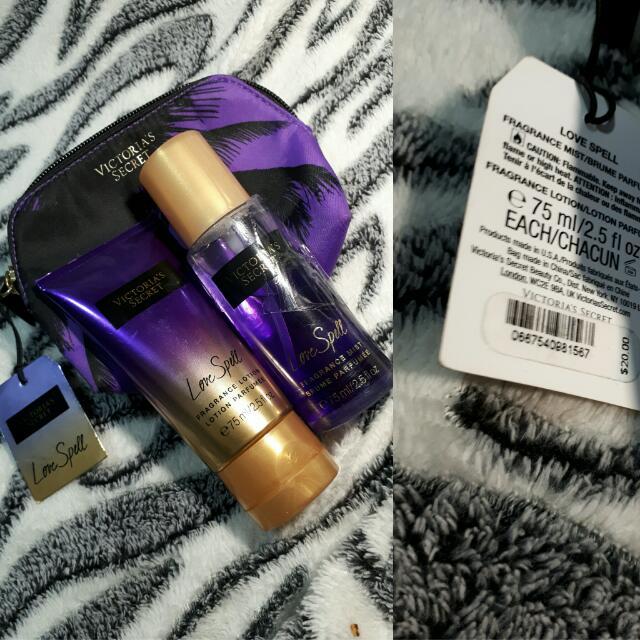 Victoria's Secret Bundle ($20 value)