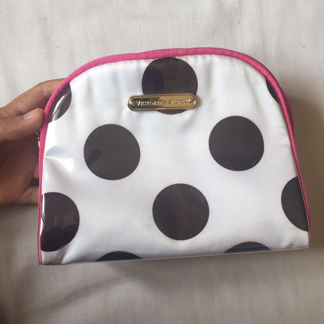 Victoria's Secret Toiletry Bag