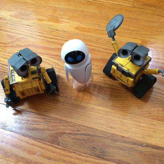 Wall-E Toys