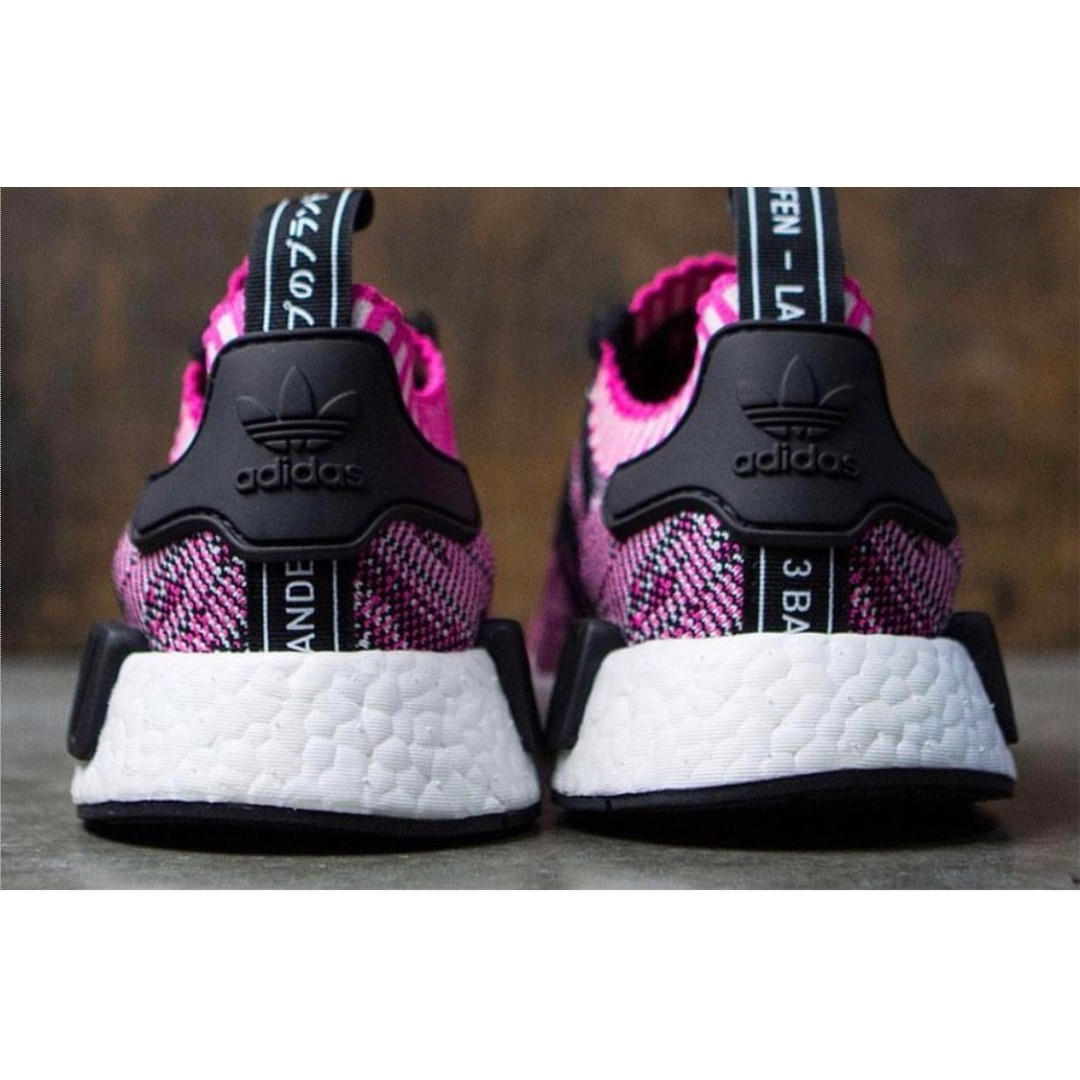 2638386a2 US5 ready stock - NMD R1 Primeknit ( BB2363 )