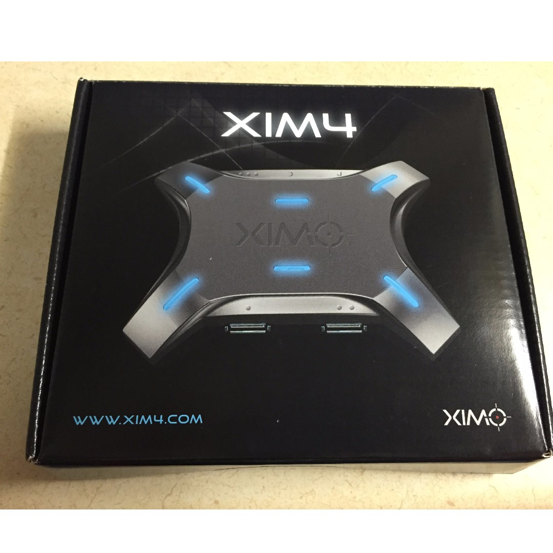 XIM4 Mouse And Keyboard Adapter For Consoles, Home