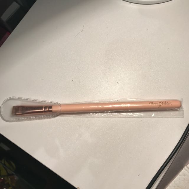 Zoeva Rose Gold Make Up Brush