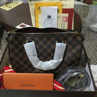 Louis Vuitton Bandouliere