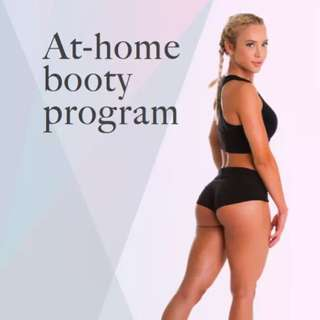Tammy Hembrow At Home Booty Guide eBook