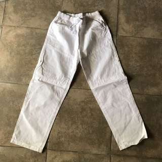 Mother Care White Pants