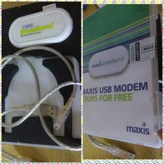 Modem Maxis