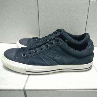 8.5成新 正品 Converse 帆布鞋~黑色 (26.5公分)