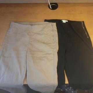 H&M Pants Body Flattering