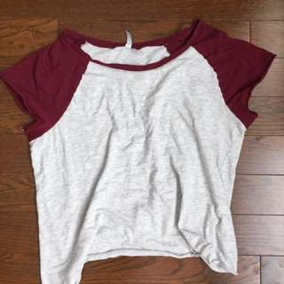 Cute H&M Top
