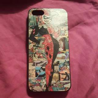 IPHONE5 Phone Case Harley Quinn