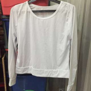SUPER SALE - White Top