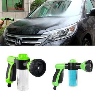 Multi-functional Auto Car Foam Water Gun Pressure Washer