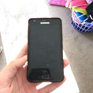 Samsung S2 (broken)