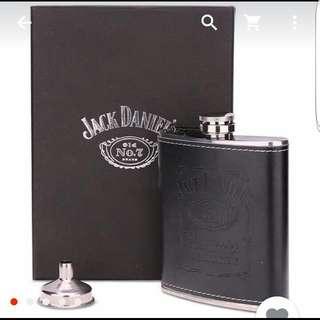 Jack Daniel Hip Flask
