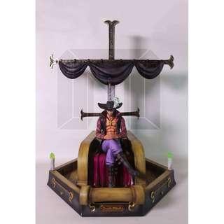 [PO] One Piece Model Palace Shichibukai Dracule Mihawk Resin Statue