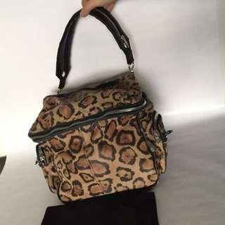 Alexander Wang Jane Leopard Print Bag