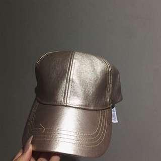 Cute rose gold cap