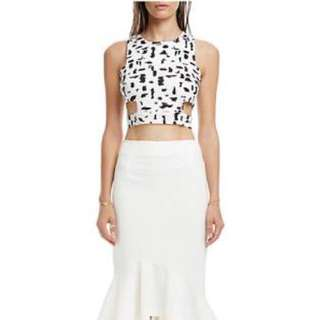 Maurie And Eve Crop Top