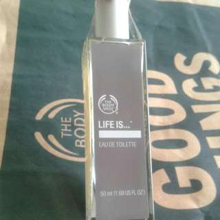 The Body Shop Edp