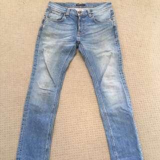 Nudie Jeans Tape Ted Slim