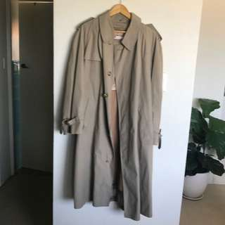 Burberry Style Trench Coat