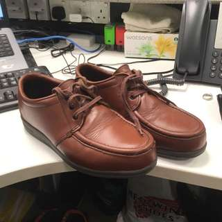 Red Wing Oxford 6602 Safety Shoes