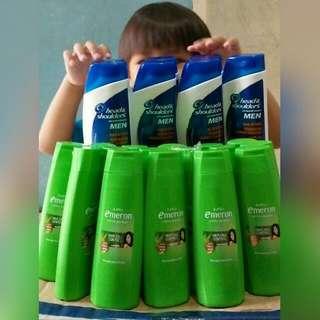 Shampoo Head N Shoulder, Emeron
