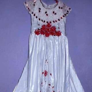 your little bride bridal gown
