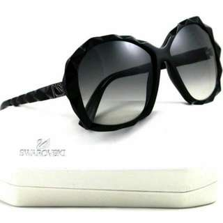 Swarovski Sunglasses - Black