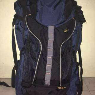 Sandugo Hiking Bag