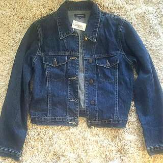 Brand New Denim Retro Jacket