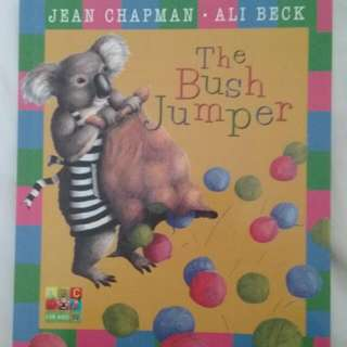 The Bush Jumper By Jean Chapman And Ali Beck (Children's Picture Book)