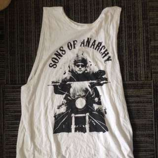 Sons Of Anarchy Singlet