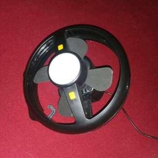 Rechargeable Fan Light