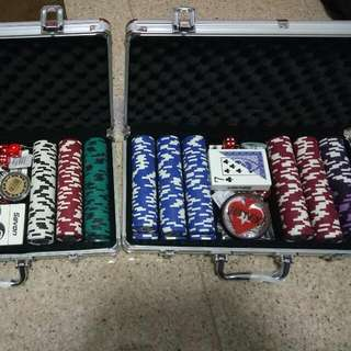 🚚 Poker Chips 600pcs Chips Only