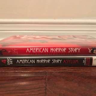 American Horror Story Season 1&2