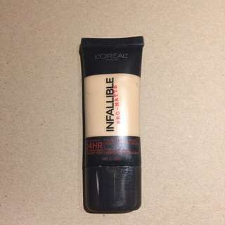 L'Oréal Infallible Pro-Matte Foundation