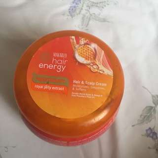 Makarizo hair Energy Fibertherapgy With Royal Jelly Extract