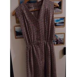 文青氣質連身裙