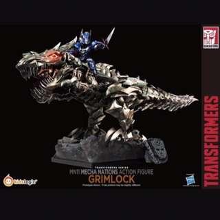 Kidslogic Mecha Nation MN11 Transformer Grimlock