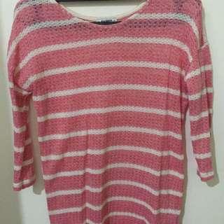 preloved pull & bear sweater
